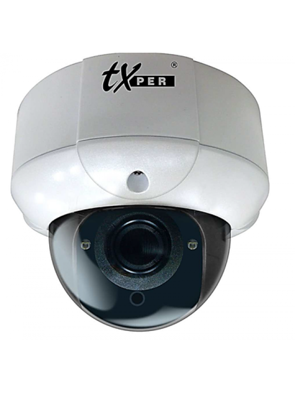 FULL HD 1080P PoE-enabled Vandal-Proof Dome Camera