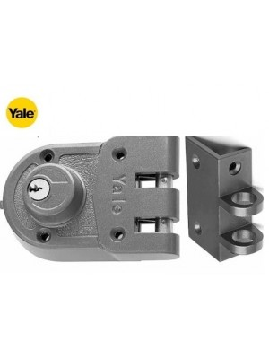Yale 197-1/4 Series Jimmy-proof Deadlock