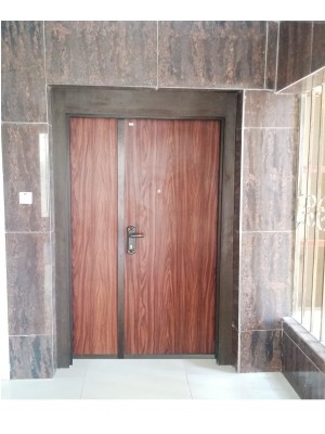 Multi-locking Burglar-Proof Door (Installed in modern Apartment, Kileleshwa)