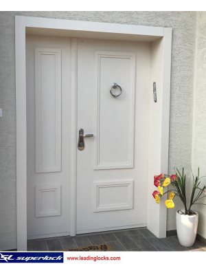 Superem Door-Model 7065 installed