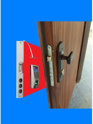 Burglar-Proof Door with Robust Access Control