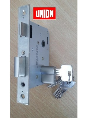 Euro-Mortise Lock